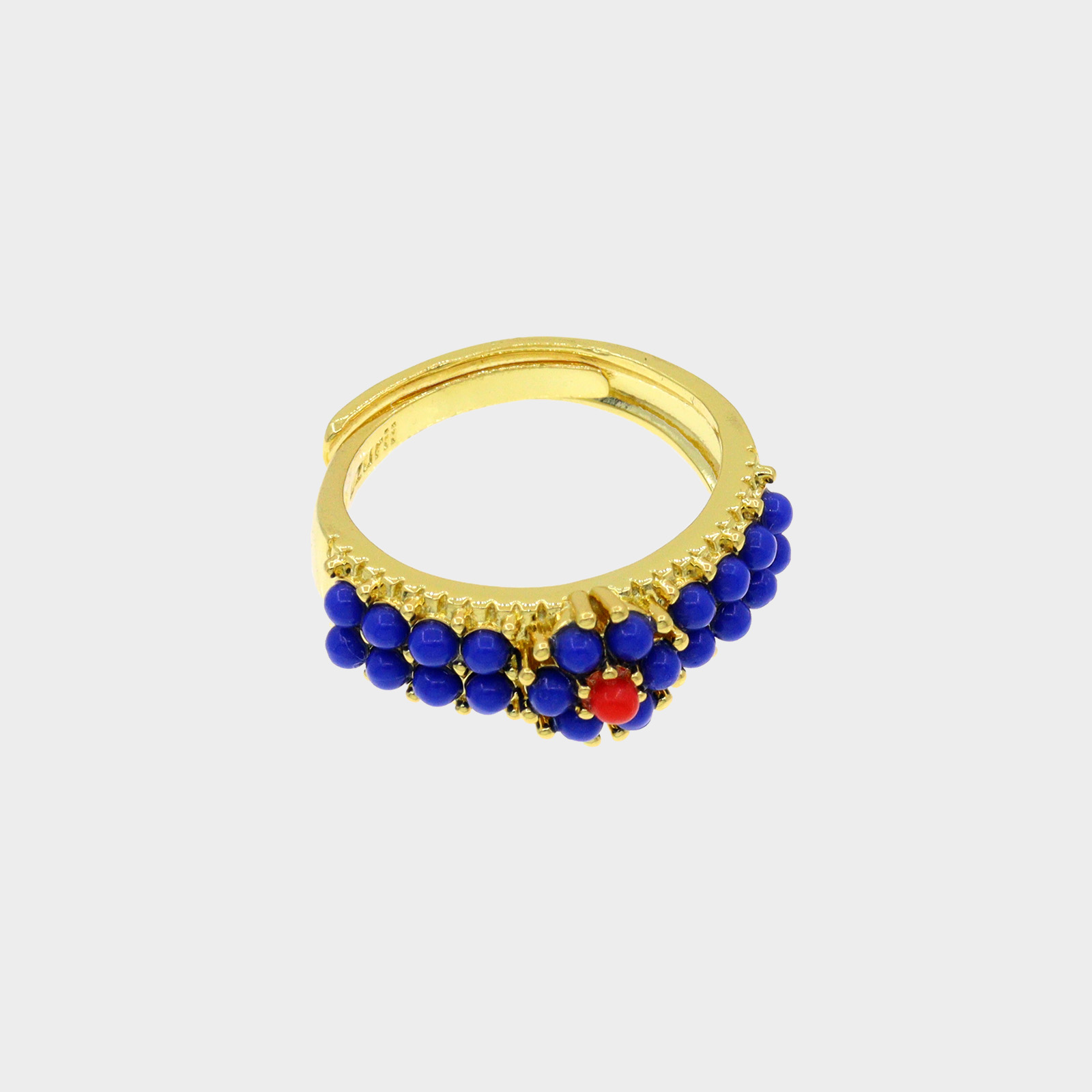 The Amazon Ring Blue
