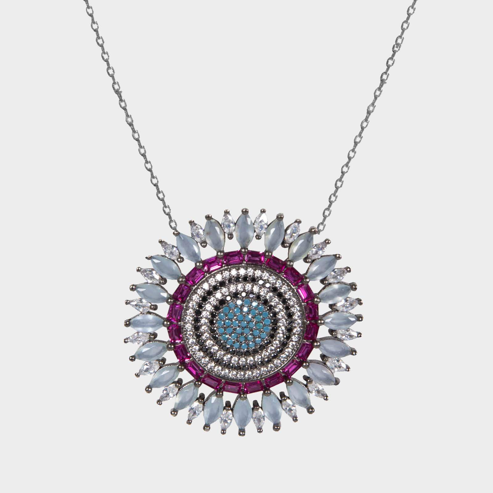 Flower Aby Necklace