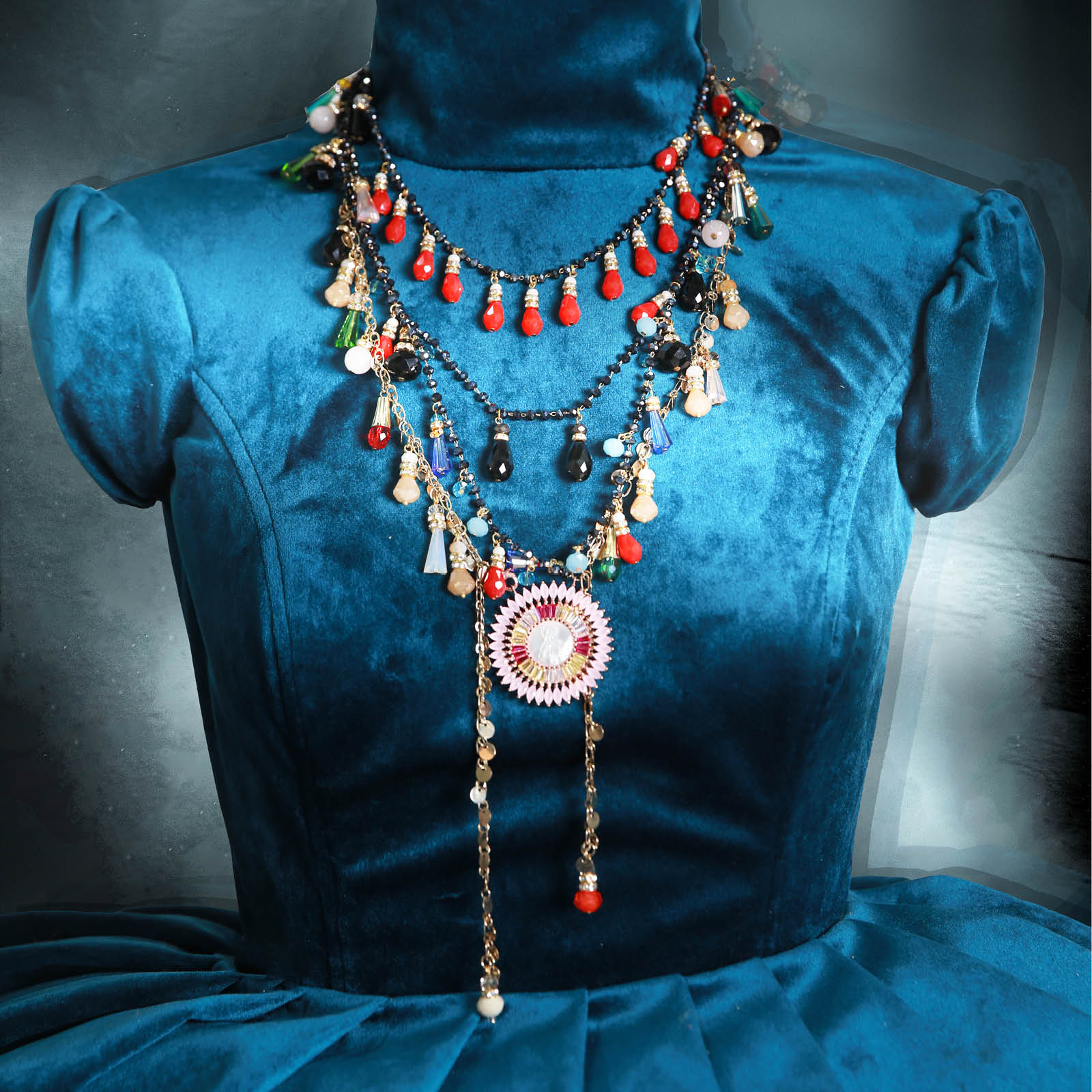 Dream Layered Necklace