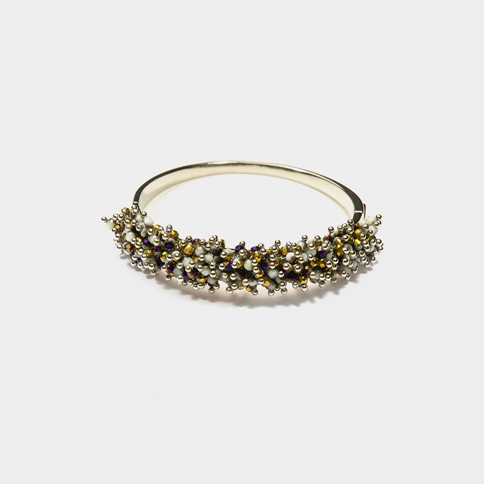 Precious Bracelet Gold/Silver S
