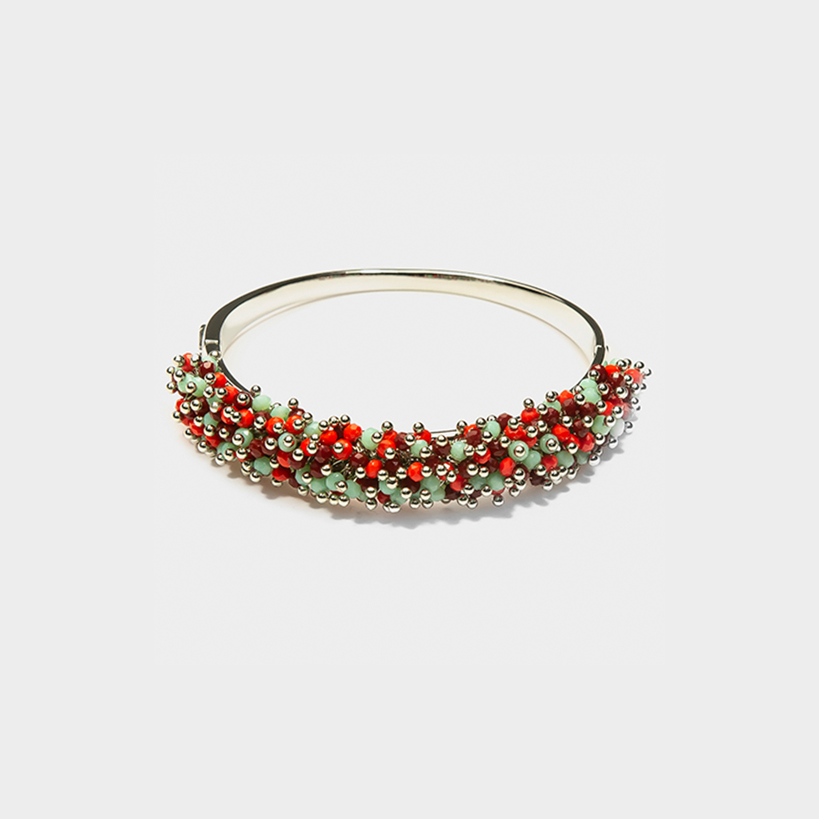 Precious Bracelet Red/Turquoise S