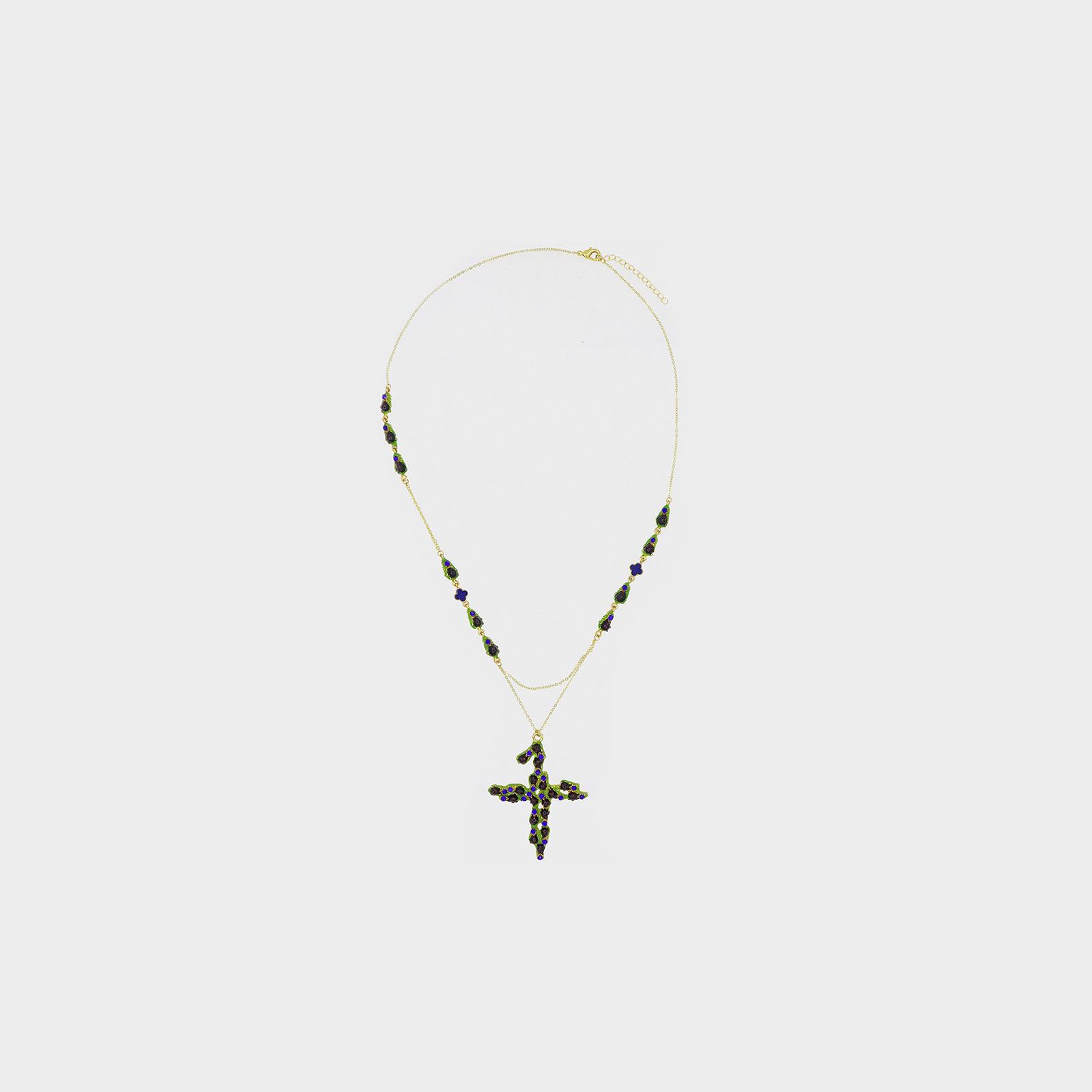 Necklace Lady Bug