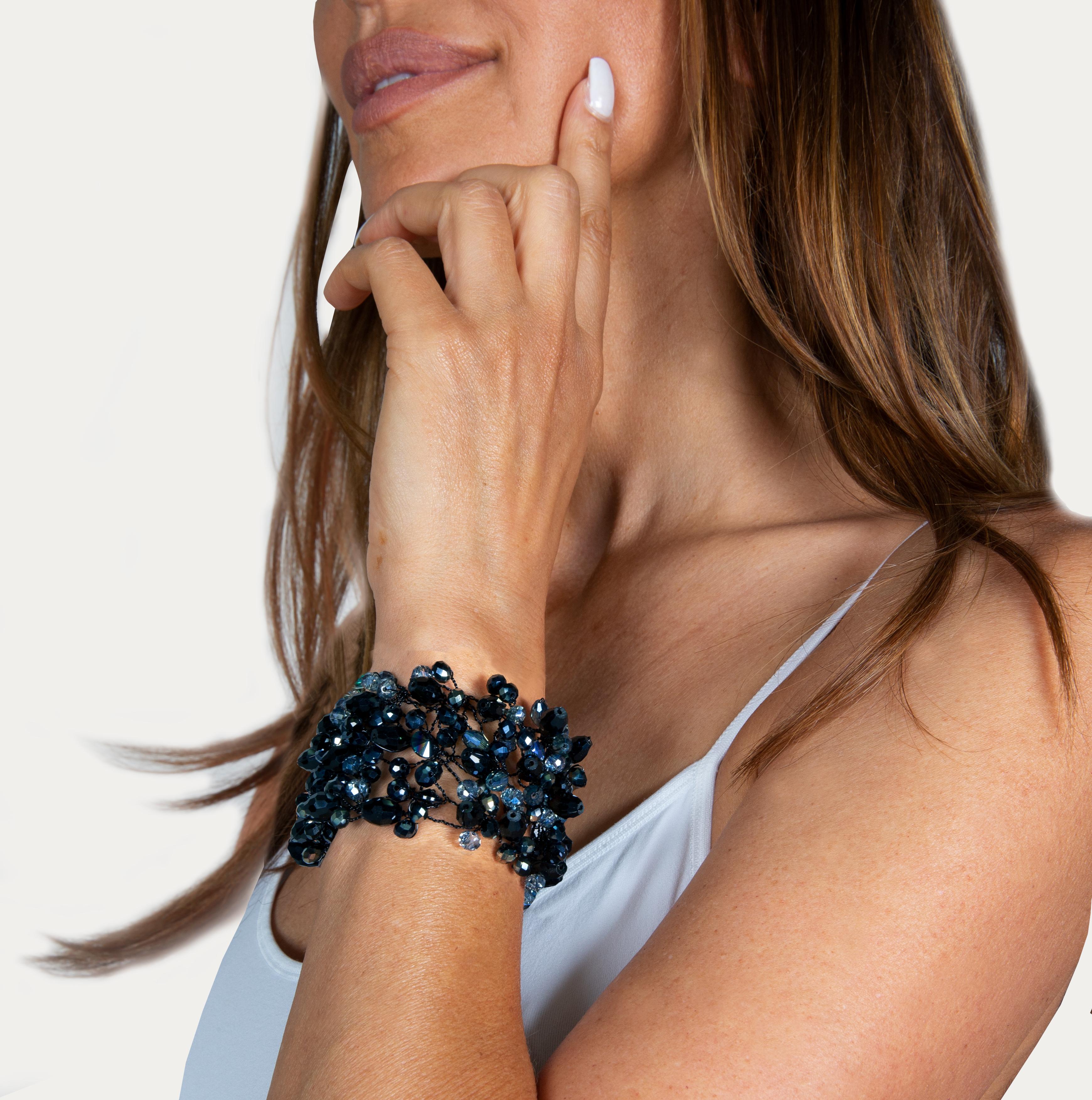 Black Amazon Bracelet