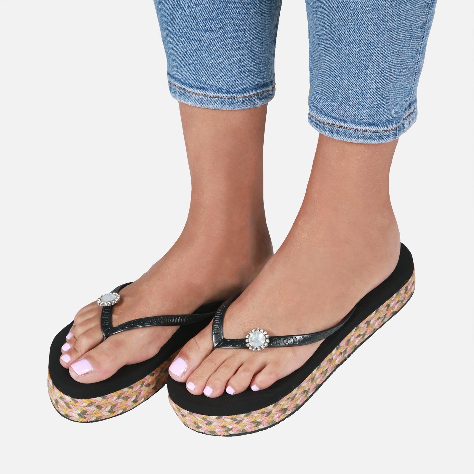 Raffia Sandal Switch