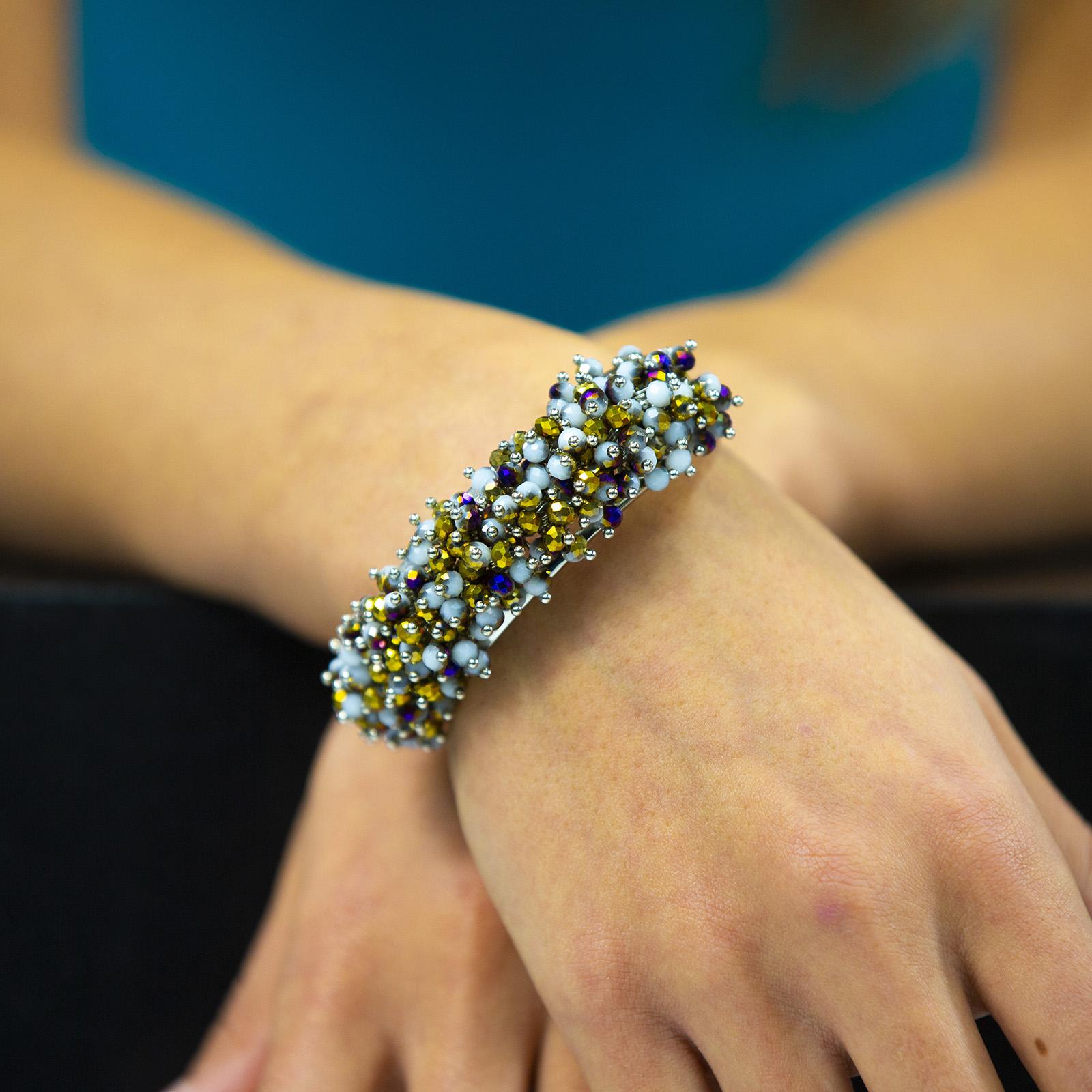 Precious Bracelet Gold/Silver L