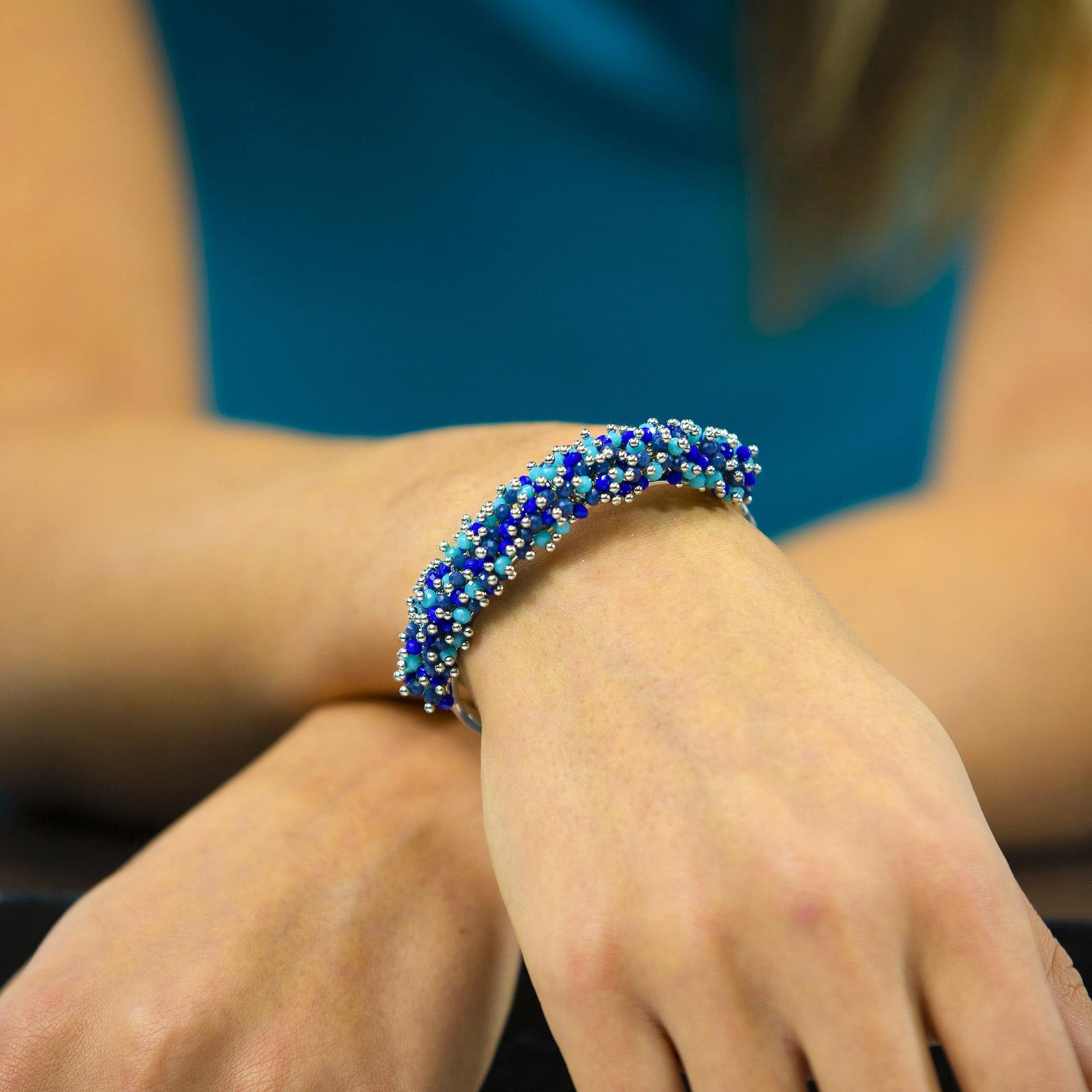 Precious Bracelet Blue/NavyBlue S