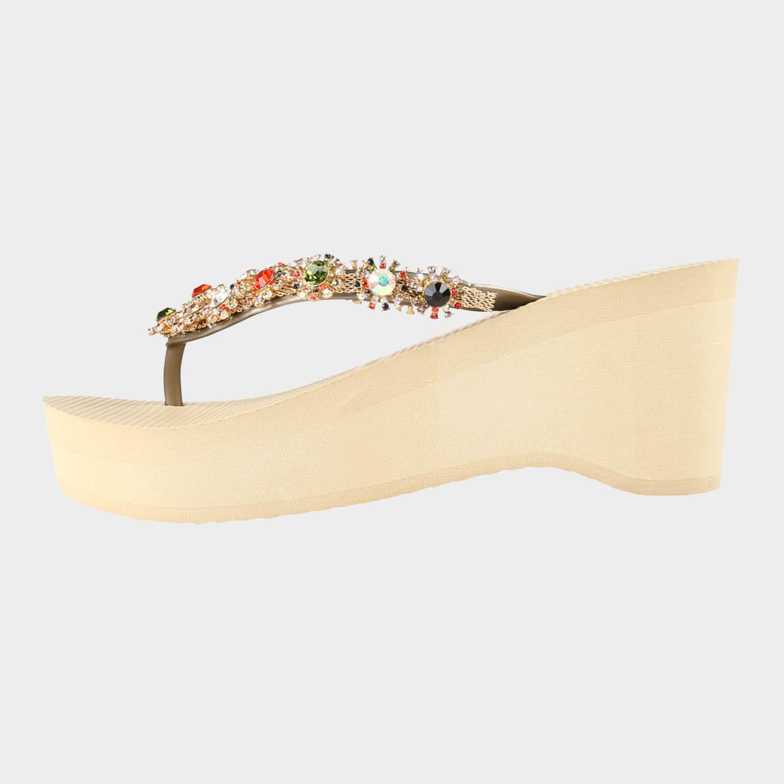 Colorful Diana High Heel