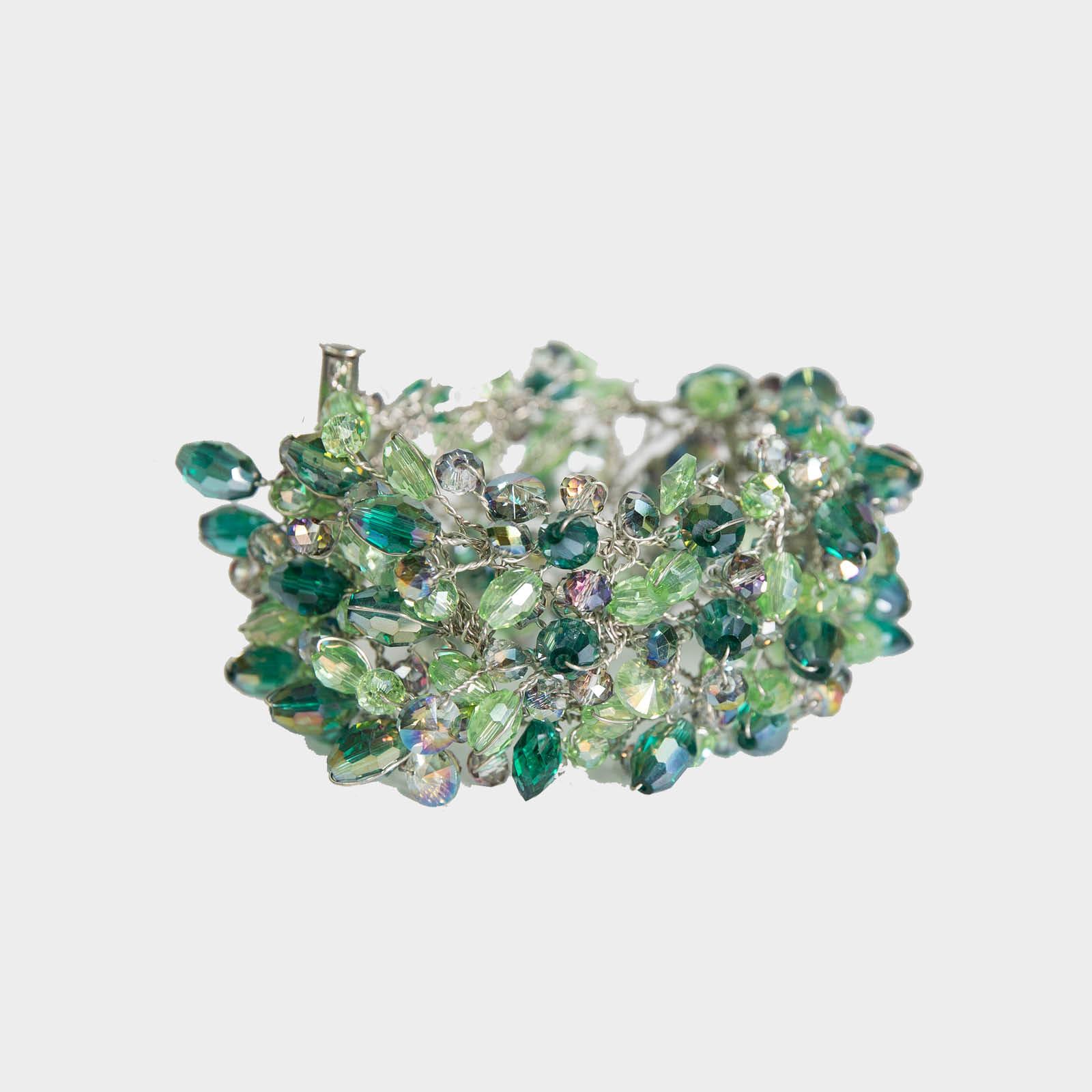 Green Amazon Bracelet