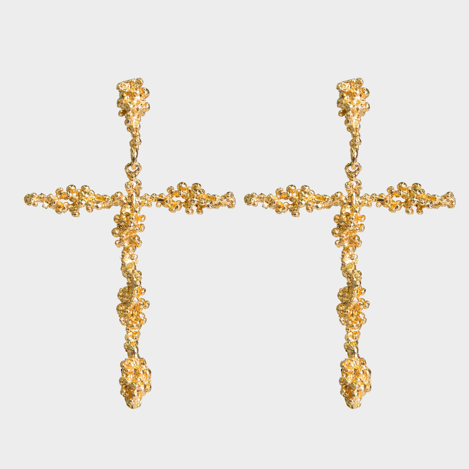 Holy Cross Earrings
