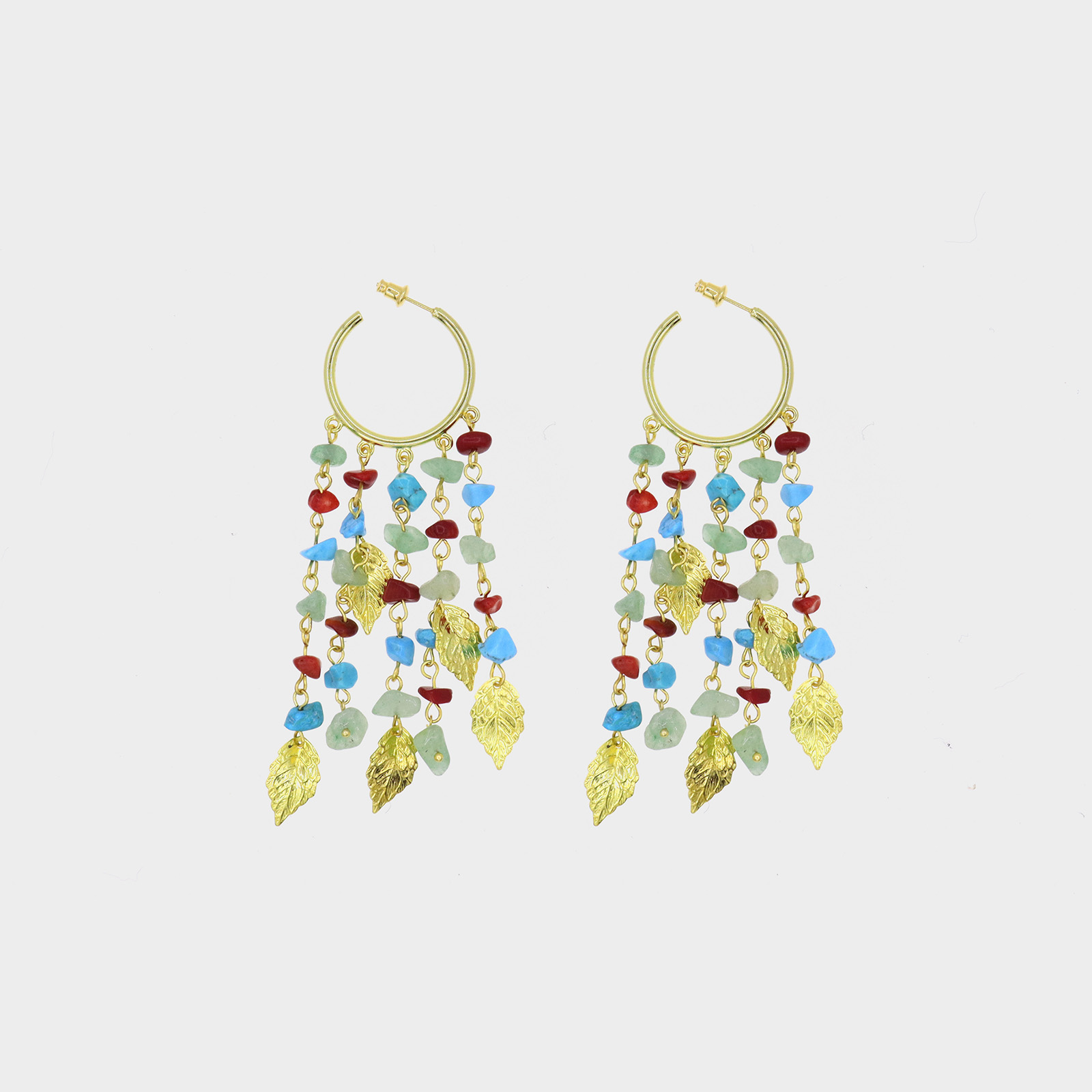 Earrings Colorful Fabulous