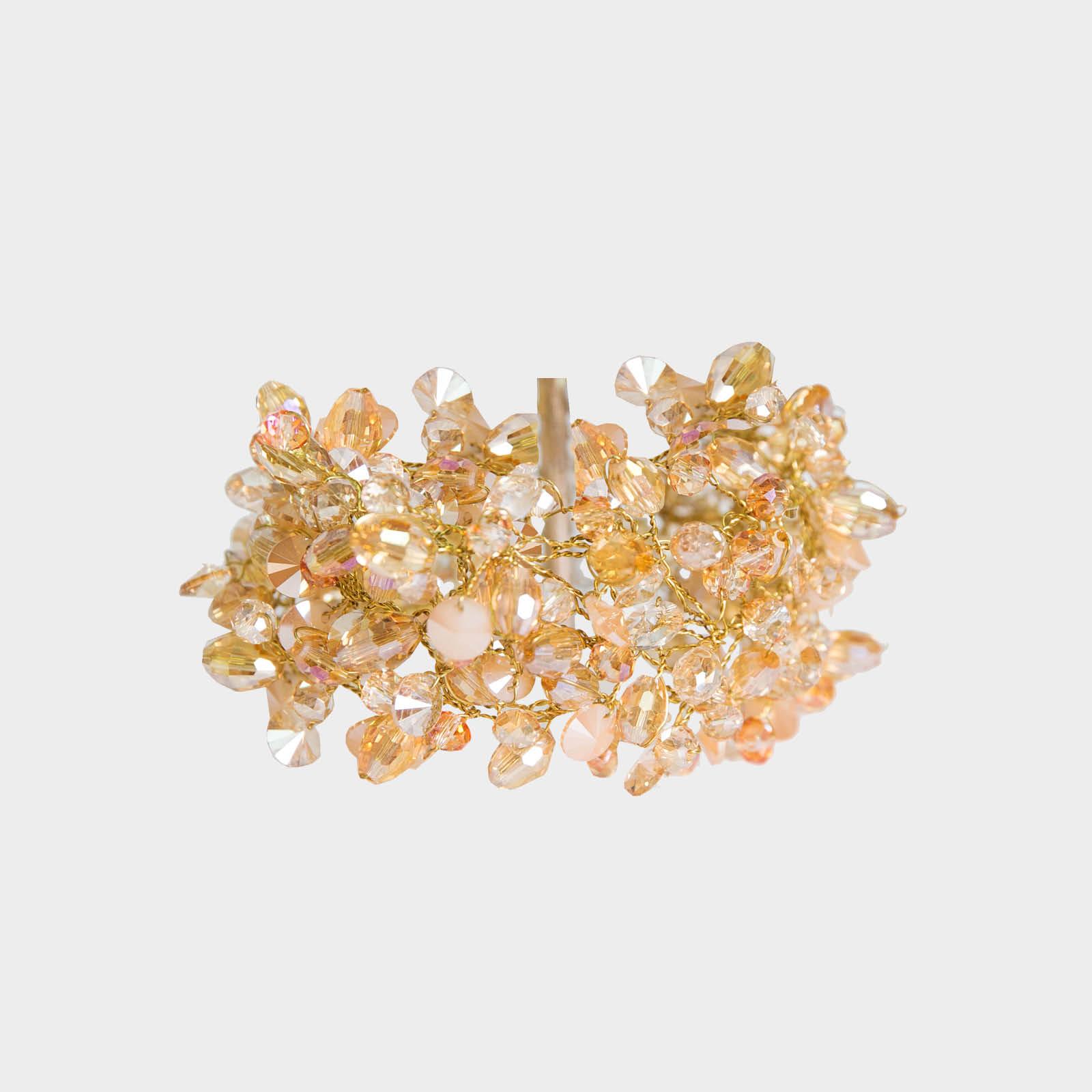Gold Amazon Bracelet